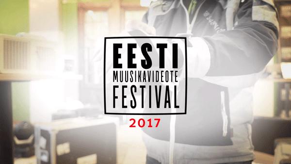 Eesti Muusikavideote Festival 2017 - aftermovie