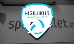 Higiliikur võrkpall 2016 - Spordipilet.ee Firmasport